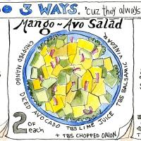 Avocado - love em, hate em. but please spell em right.
