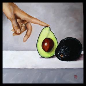 Perfectly ripe!