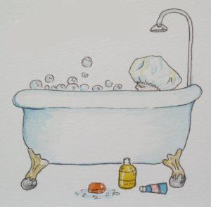 Lovely Little Bath