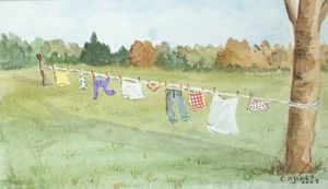 Laundry day..love your hair...